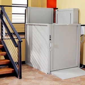 Bruno 3-Gate Commercial wheelchair lift