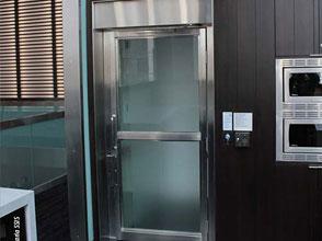 Savaria Commercial Prolift Vertical Platform Lift