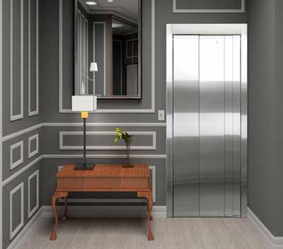 Savaria Zenith Home Elevator