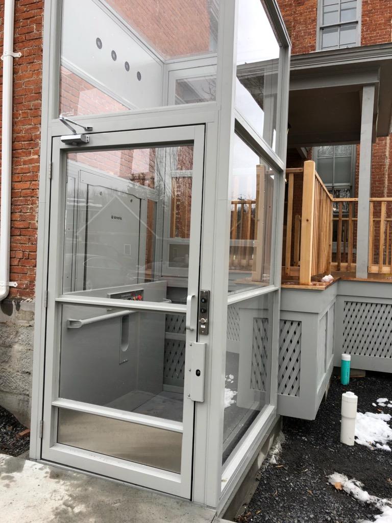 Savaria Multilift wheelchair lift
