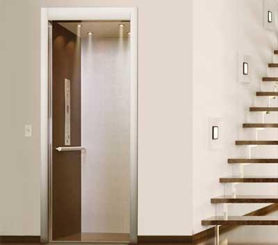 Modern Installation of Residential Elevator
