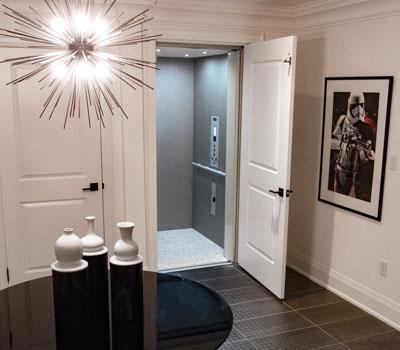 Infinity Home Elevator