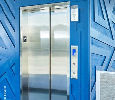 Commercial Orion LU/LA elevator